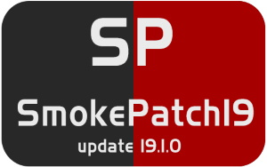 PES 2019 SMoKE Patch Update 19.1.0