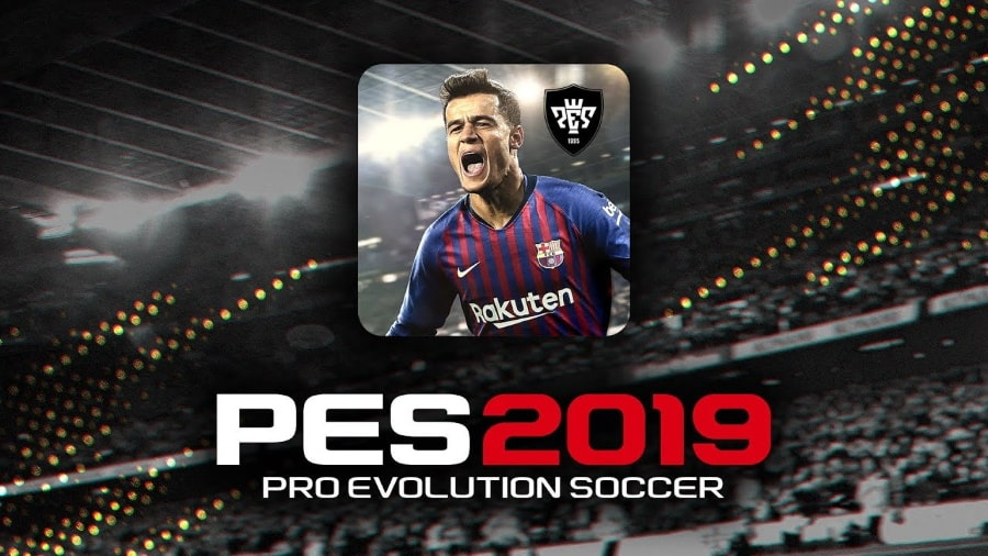 PES 2019 Mobile на Android